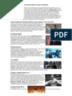 Os 10 Maiores Filmes de Kung Fu(Parte 1 e 2)