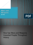 Wars and Weapons (3)