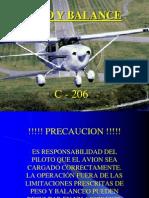 Pesoybalance C 206