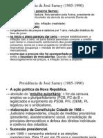 Brasil República - 3º colegial