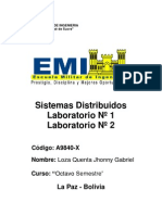 Laboratorios 1 y 2