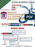 Proceso de Autoevaluacion_Mercedes Indacochea