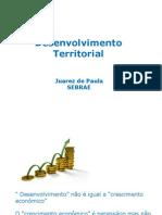 Juarez Ferreira Desenvolvimento Regional Integrado 08.12.2010