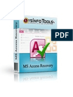 MS Access File Repair Software