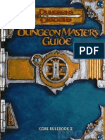 3.0 DMG Dungeons Masters Guide