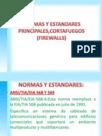 NORMAS Y ESTANDAREWS PRINCIPALES,CORTAFUEGOS.pptx