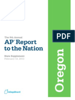 9th Annual AP Report