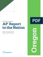 9th Annual AP Report