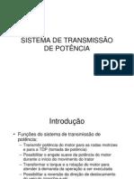 SISTEMA DE TRANSMISSÃO DE POTÊNCIA