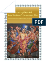 Gaura Purnima Lord Caitanya