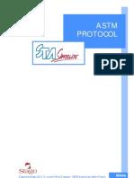 ASTM Protocol Satalite