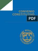 Convenio Constitutivo de Fondo Monetario Internacional