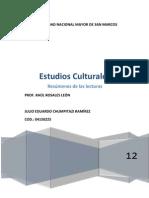 Resumenes de Lesctura Estudios Culturales