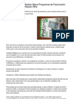 What You Need To Understand About Programas de Facturación gratuitos And Reasons Why.20130220.235007