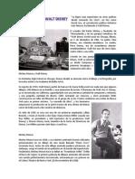 Biografia de Walt Disney
