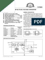TC7660SCOA Microchip Datasheet 1856
