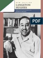 92507824 Bloom s Modern Critical Views Langston Hughes Harold Bloom