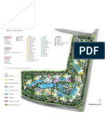 1214 dnest site plan with coloured key plan 2