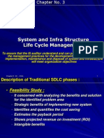 CISA - 3th Chapter - System and SDLC