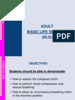 Adult BLS Ppt