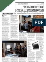 """""""La Migliore Offerta"""" Il cinema all'ennesima potenza"""