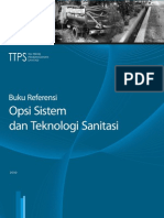 Buku Referensi Opsi Sistem Dan Teknologi Sanitasi 2010