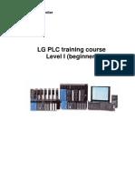 LG master k  Training 1