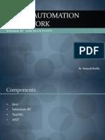 Hybrid Framework Development With Selenium