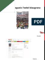 Clipping Segueix L'estel Blaugrana