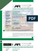 IJAR Vol. 6- Issue 3 - November 2012
