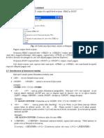 Conţinutul unui document HTML minimal