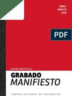 Catálogo-El Grabado Manifiesto