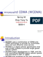 Wideband Cdma (Wcdma)