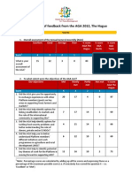 AGA 2012__ Compilation of feedback