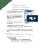 Visual BASIC Fundamentals