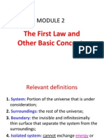 The First Law and Other Basic Concepts.pdf