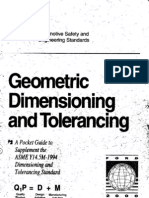 fundamentals of geometric dimensioning and tolerancing using critical thinking skills In this course you will learn the key features of geometric drawing and tolerancing test taking skills beginners geometric dimensioning and tolerancing.