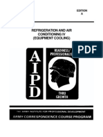 7362182 Refrigeration and Air Conditioning Equipment Cooling