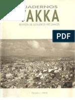 Diagnóstico ambiental de Yecla