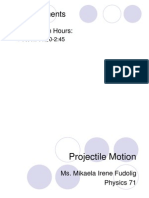 05 - Projectile Motion.pptx