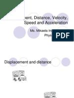 02 - Displacement, Distance, Velocity, Speed.pptx