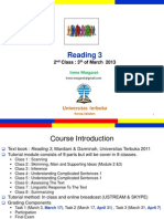 Reading3- Class2- Modul2&3- 20130303