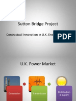 Sutton Bridge Project