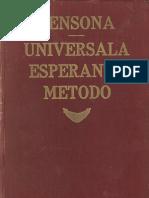 Universala Esperanto Metodo
