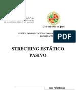 STRECHING ESTÁTICO PASIVO