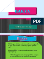 (ENRERA) Bakya