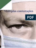 04-Lei do Ato Medico-MÚLTIPLAS CONTESTAÇÕES