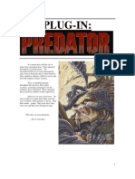 ALIENS Predator Plug In