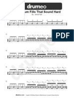 01 Ds Easy Drum Fills