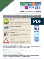 GPN6 Atención al Cliente FACEBOOK v2 Hoja de producto ES